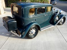 1932 Studebaker Dictator 8 Regal 4 Door Sedan with 50,000 Original Miles | eBay