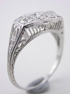42 Best Vintage Rings Topazery Images Vintage Rings Antique