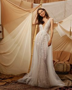 Berta Bridal, Bridal Gowns, Wedding Gowns, Muse By Berta, Gorgeous Wedding Dress, Beautiful Dresses, Wrap Dress Floral, Petite Dresses, Bridal Collection
