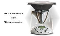 200 Recetas con Thermomix