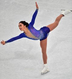 Gabrielle Daleman of Canada- bronze at Worlds 2017