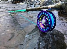 Lovely fly fishing rod and reel! #flyfishing