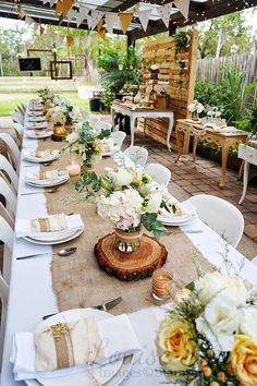 Beautiful Party using SU products