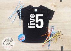 Make Me Look 5 Kids Light T Shirt