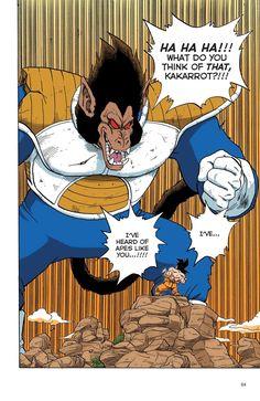 Dragon Ball Full Color - Saiyan Arc Chapter 39 Page 5