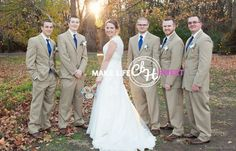 Country Wedding//Jeremiah + Lexi - Creations by Hannah