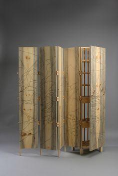 Beautiful furniture design by RYNTOVT DESIGN - WoodWorks101.com