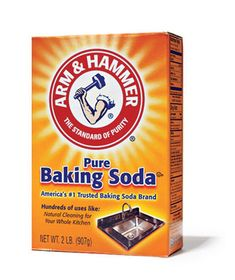 Baking soda - Make a paste with an equal amount of water to clean smudges on washable wallpaper. Take on dingy grout by mixing 3 cups baking soda with 1 cup warm water and applying to the nasty area. Let sit, then rinse well. Also superb on a damp cloth for removing heel marks from linoleum floors.