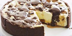 Recipe for Mars Bar Cheesecake