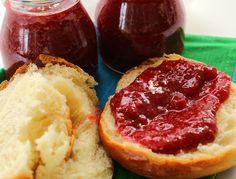strawberry jam (딸기잼)