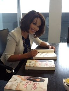 Katie signing books in the office! Katie Piper, Inspiring People, All Things, Books, Inspiration, Livros, Biblical Inspiration, Book, Livres