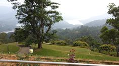 From a hot climate to a cold climate, Nuwara Eliya, Sri Lanka.