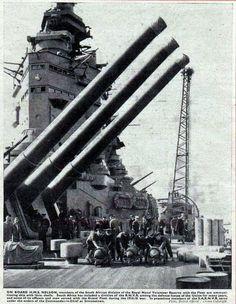 HMS Nelson. HMS Rodney - Dieselpunks