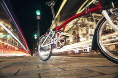 5 reasons to buy a Brompton Folding Bike
