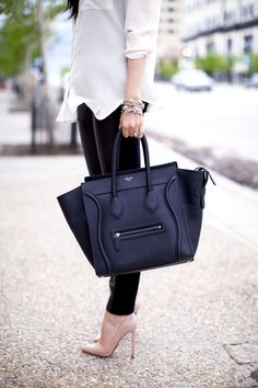 Style Inspiration: Chic, Black & White - The Simply Luxurious Life®