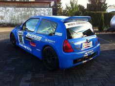 RaceCarAds - Race Cars For Sale » Original Zakspeed 24h Clio Trophy V6