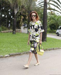 Fashion: Street Style Sao Paulo