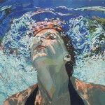 Underwater portraits of Samantha French