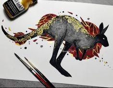 Animal Sketches, Animal Drawings, Art Drawings, Mononoke, Character Design Animation, Wow Art, Prismacolor, Art Inspo, Amazing Art