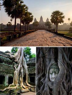 Kambodża <3 Podróż wgłąb nieznanej kultury, prawdziwa frajda dla odkrywców, wielbicieli egzotyki.
