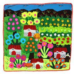 Arpillera Textiles - Folk Art from Peru at The Latin Store