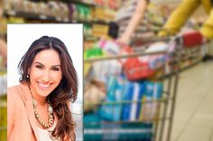 """Trying to find a better way to """"shop smart"""" when stocking up on groceries? Rania Batayneh, MPH shares her 7 """"shop smart"""" strategies with us... http://cdiabetes.com/healthy-grocery-shopping-tips/"""