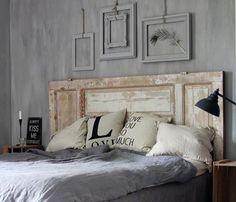 Nada é colocado no lixo,tudo pode ser reaproveitado.Que tal fazer cabeceira para cama feita com porta de madeira?Veja aqui no artigo como isso é possível.