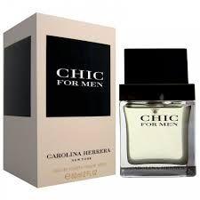 Chic Perfume By Carolina Herrera For Men