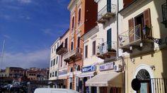 La Maddalena , centro storico( Sardegna)