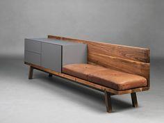 Space-saving furniture for limited spaces Sideboard Furniture, Sideboard Cabinet, Cool Furniture, Modern Furniture, Furniture Design, Multipurpose Furniture, Multifunctional Furniture, Muebles Home, Convertible Furniture