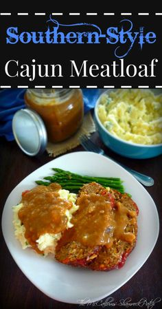 This recipe for Cajun Meatloaf; isn't mom's plain old meatloaf folks, this meatloaf is pure Cajun Mom's comfort food kicked up several notches with Cajun Seasoning, cayenne pepper, Crystal hot sauce, a Holy Cajun Trinity, finely chopped carrots all mixed in with lean ground beef and quality ground pork, glazed to perfection with spicy ketchup then baked in a 350 degree oven till perfectly done.