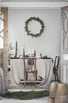 Christmas inspiration, styling by Strenghielm, photo by Lina Östling