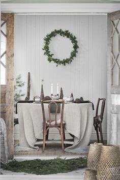 Christmas inspiration, styling by Strenghielm, photo by Lina Östling