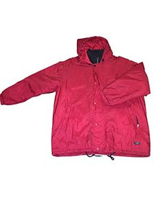 45eafb56b0 Fleece and Quilt Lined Rugged Big and Tall Nylon Winter Jacket