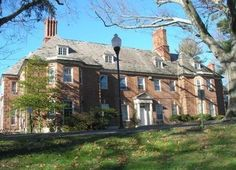 Historic Butterworth Hall | Russ DeVeau at Hartford College for Women | Scoop.it