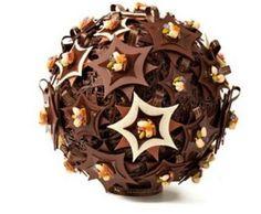 Szemet gyönyörködtető csokoládéalkotás Agnessa71 képe.