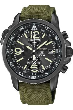 Seiko Prospex Solar SSC295P1 Watch (New with Tags) RRP $550.00