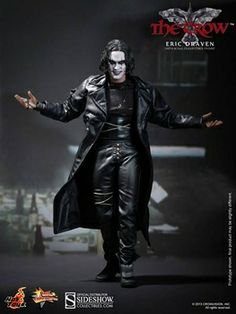 Based on a comic book series of the same name by James O'Barr, The Crow tells the story of Eric Draven, portrayed by Brandon Lee - son of the legendary Bruce Lee, who is revived from the dead to avenge his own murder, as well as his fiance's by a gang of thugs. Unmasked Collectibles is excited to offer the Hot Toys Eric Draven - The Crow Sixth Scale Collectible Figure from this visually stunning and critically acclaimed film.  The movie-accurate collectible is specially crafted based on the…
