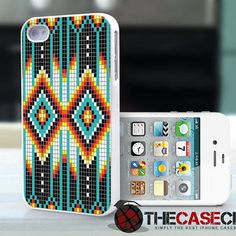 A cell phone case with a Native design. (Wanelo.com)
