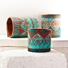 Turquoise Jewelry - Southwestern Bracelet Wrist Cuff - Summer 2015 - Bohemian Gypsy Style Accessories von rainwheel auf Etsy https://www.etsy.com/de/listing/235202950/turquoise-jewelry-southwestern-bracelet