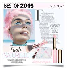 """""""Best of 2015: Lipstick!"""" by ewa-naukowicz-wojcik ❤ liked on Polyvore featuring beauty, Clarins and bestof2015"""