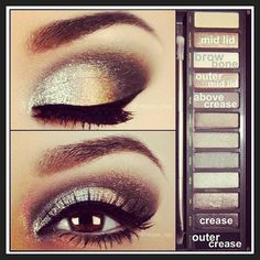 Make-up tips will be provided on the site either by instructions or online tutorials.