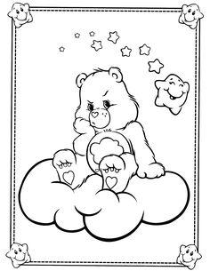care bears 37 coloringcolorcom