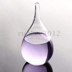 Weather-Forecast-Crystal-Drop-Water-Shape-Storm-Glass-Decor-Christmas-Xmas-Gift