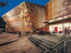 Temporärer Konzertsaal in L'Aquila, Renzo Piano Building Workshop