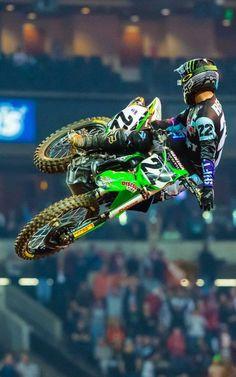 Chad Reed | Monster Energy Motocross Love, Motorcross Bike, Motocross Riders, Motocross Action, Cool Dirt Bikes, Dirt Bike Gear, Motorcycle Dirt Bike, Dirt Biking, Nitro Circus