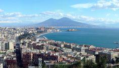 4 jours à Naples, au pied du Vésuve : 112,9 €, vol A/R, hôtel et transferts inclus