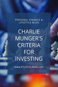 Charlie Munger is Warren Buffett's business partner and vice-chairman of the famed Berkshire Hathaway. He helped Buffett refine his investing strategy that you see at work today. Investing In Stocks, Investing Money, Saving Money, Preparing For Retirement, Retirement Advice, Financial Success, Financial Planning, Charlie Munger, Work Today