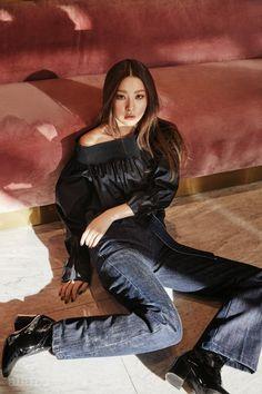 Red Velvet's Seulgi is Fashionista in ALLURE Magazine | Koogle TV