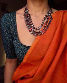 Cotton Saree Blouse, Saree Blouse Neck Designs, Saree Blouse Patterns, Fancy Blouse Designs, Skirt Patterns, Coat Patterns, Dress Designs, Clothes Patterns, Sewing Patterns